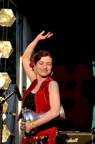 Konzert am 22. Mai 2015, Eurasia Bühne