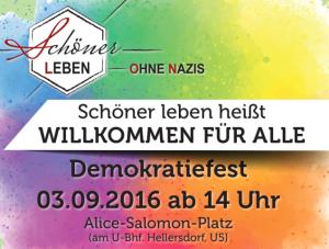 Demokratiefest